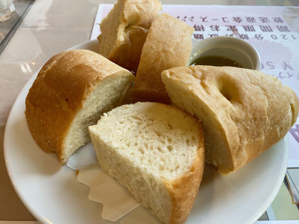 しっとりおいしい手作りパン