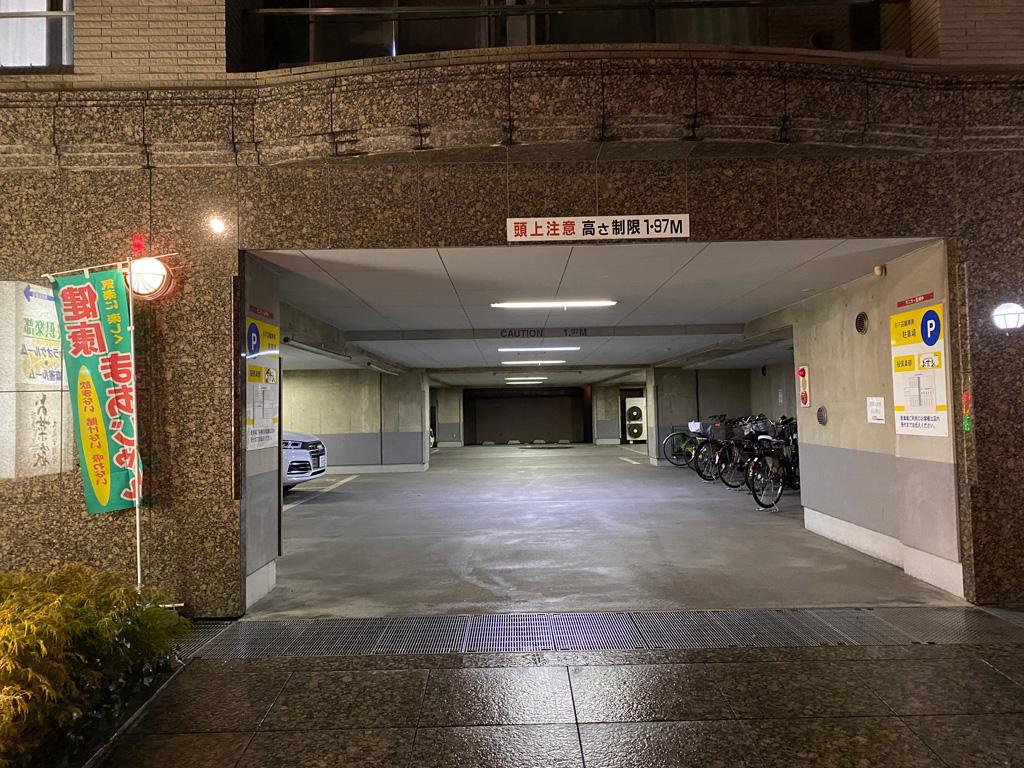 お菜家(おさいや)大泉学園店の駐車場