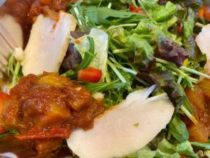 オブリガッツィオーニのサラダ