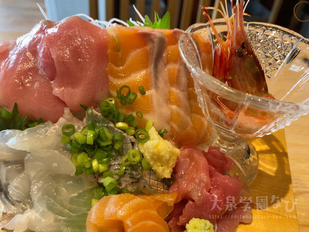 東京夜市 大泉学園「東京夜市定食 990円」
