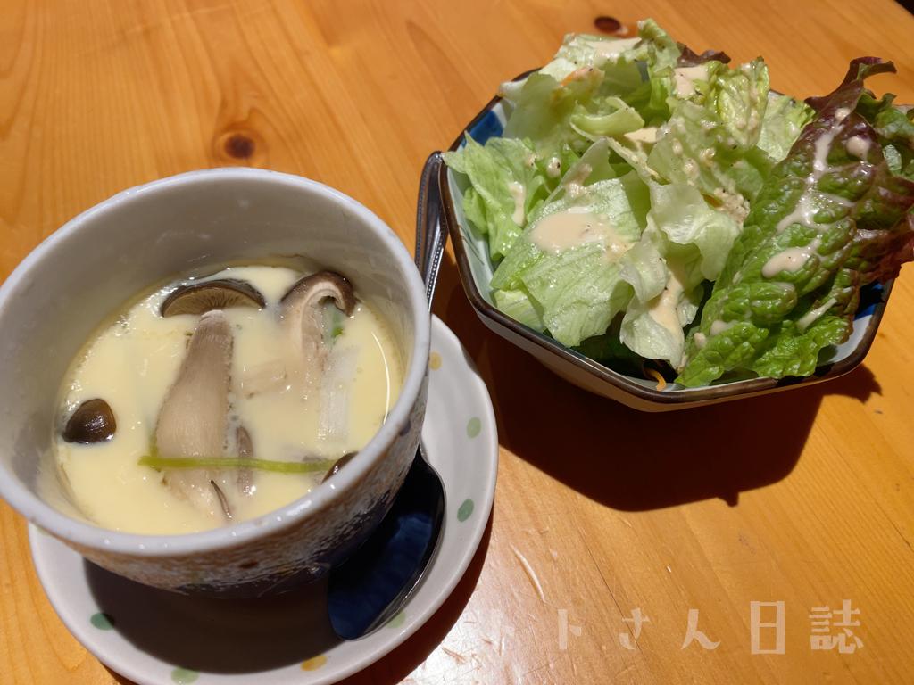 大泉学園駅北口の「魚料理の店 鮮魚 まるふく」