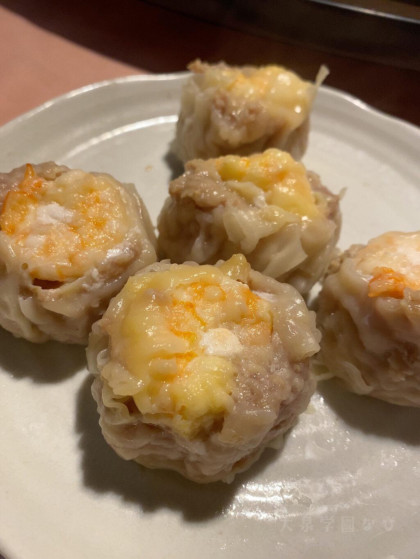 中国料理 「 茶平 」 シューマイ